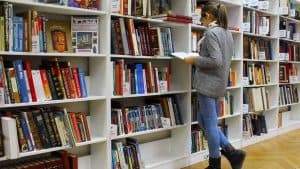 Our tutors teach our students how to self-study, such as to do research in a library
